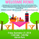 International Center Welcome Picnic