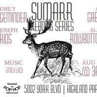 Sumarr III 2018 with Emily Geminder