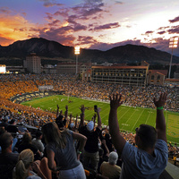 CU Football vs. UCLA