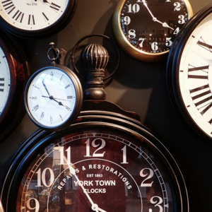 Travel in Time at Kohl Hall