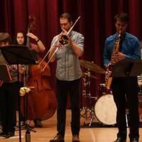 Thompson Jazz Studies Combos: September 26, 2018