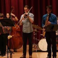 Thompson Jazz Studies Combos: Oct. 1, 2018