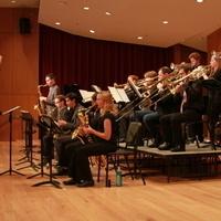 Concert Jazz Ensemble and Jazz Ensemble ll: April 2019