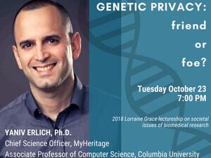 Genetic Privacy: Friend or Foe?
