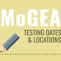 MoGEA Testing Dates and Locations
