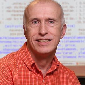 Dr. James Albert, Ph.D.