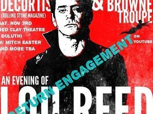 Eddie Owen Presents: An Evening of Lou Reed