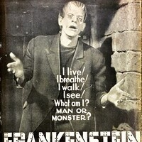 Mary Shelley's Monster: 200 Years of Frankenstein