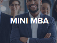 Mini MBA - Trends and Insights