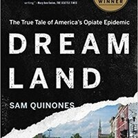 Friends of the Library Book Discussion: Dreamland: The True Tale of America's Opiate Epidemic by Sam Quinones