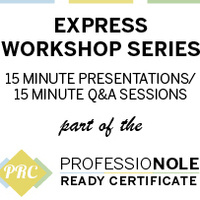 Landing an Internship: PRC Express Workshop