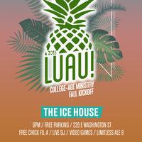Luau Party Promo