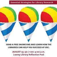 Reach for the Stars: Essential Strategies for Library Research