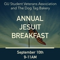 GUSVA Jesuit Breakfast