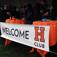 One Big Weekend: H-Club Tent