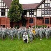 Army ROTC Hall Move-In