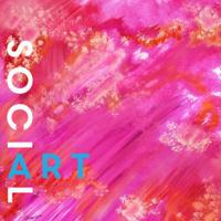 Art Social ~ Inspired by Monet -$5 Friday