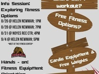 Hands-on: Fitness Equipment Orientation