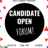 NAACP Candidate Open Forum