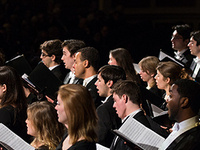 Eastman Repertory Singers and the Women's Chorus Concert