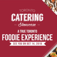 2018 Toronto Catering Showcase