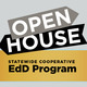 Statewide Cooperative EdD Program Open House