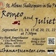 Romeo & Juliet, St. Albans Shakespeare in the Park