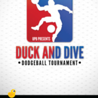 Duck and Dive: Dodgeball Tournament