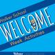 Walker School Welcome Week:  Paint a Planter