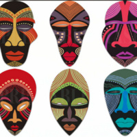 Crafternoon: African Mask
