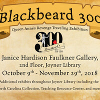 Blackbeard 300, Queen Anne's Revenge Traveling Exhibition