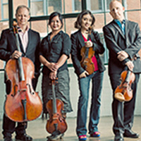 Arianna String Quartet: Visionaries