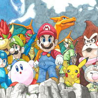 New Student Meet-up: Super Smash Bros.