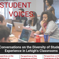 Student Voices: Perspectives on the Experiences of Students with Disabilities in Lehigh's Classrooms   LTS