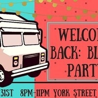 Welcome Back Block Party
