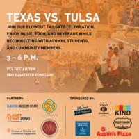 TEXAS vs. Tulsa Tailgate