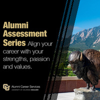 Alumni Assessment Series: Realize Your Next Career Move – Now ONLINE!
