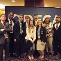 Collegiate DECA Kick-Off Meeting!