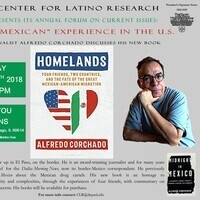 The Mexican Experience in the U.S. - Alfredo Corchado