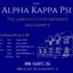 Alpha Kappa Psi Information Session