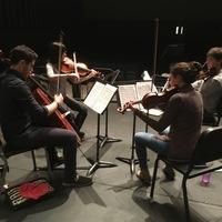 URI Chamber Ensembles, Concert 2,  Fall 2018, Theodore Mook,  coordinator