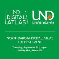 ND Digital Atlas Launch