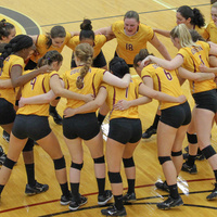 Oberlin College Women's Volleyball at The College of Wooster
