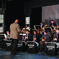 Georgetown University Jazz Ensemble