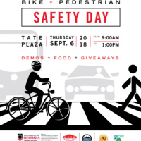 Bike & Pedestrian Safety Day
