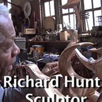 "Film: ""Richard Hunt Sculptor"""