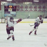 Men's Hockey Game