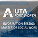 Master of Social Work Info Session
