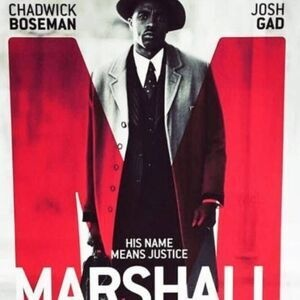"""Marshall""  film screening - Tuesdays at the Gish spring film series"