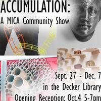 Exhibition: Accumulation